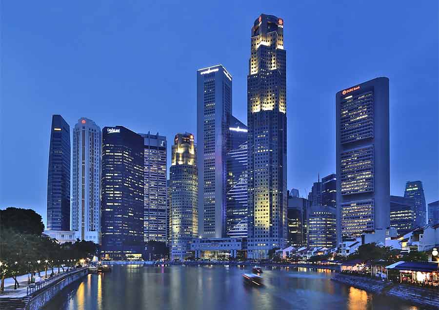 Singapore forex trading brokers
